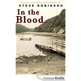 In the Blood: A Genealogical Crime Mystery #1