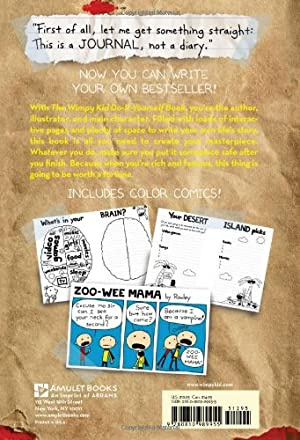 Wimpy kid do it yourself book revised and expanded edition diary wimpy kid do it yourself book revised and expanded edition diary of a wimpy kid solutioingenieria Image collections