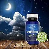 DreamQuick-Schlaf-Optimierer-Natrlich-wirksame-Ein-und-Durchschlafhilfe-mit-Pflanzenstoffen-und-Amino-Derivaten-56-vegane-Kapseln