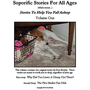 Soporific Stories for All Ages, Volume 1 Audiobook