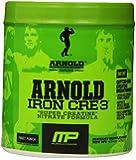 Muscle Pharm Arnold Schwarzenegger Series Iron CRE3 Creatine, Fruit Punch, 30 Servings