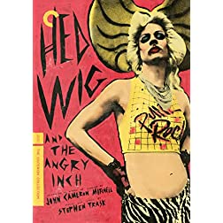 Hedwig and the Angry Inch The Criterion Collection