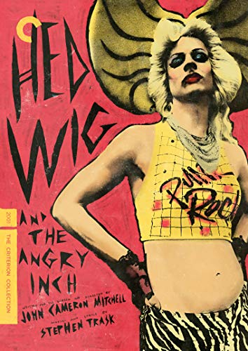 DVD : Criterion Collection: Hedwig & The Angry Inch (2 Discos)