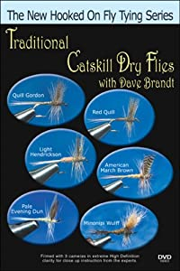 Traditional Catskill Dry Flies