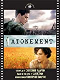 Image of Atonement: The Shooting Script (Newmarket Shooting Script)