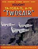 Image of Vought TA-7C/EA-7L/A-7K Twosair (Naval Fighters)