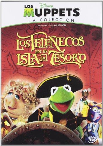 Los Teleñecos En La Isla Del Tesoro [DVD]