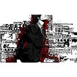 Death Note (22inch x 14inch / 56cm x 35cm) Silk Print Poster - Seide Plakat - A130B7