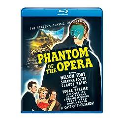 Phantom of the Opera (1943) [Blu-ray]