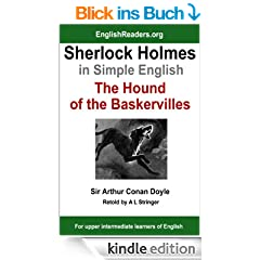 Sherlock Holmes in Simple English: The Hound of the Baskervilles