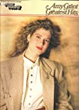 img - for Amy Grant Greatest Hits for Organs, Pianos & Electronic Keyboards (EZ-Play Today) book / textbook / text book