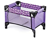 Toyrific Snuggles Deluxe Travel Cot
