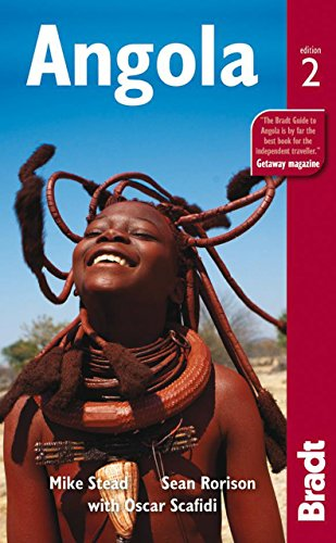 Angola (Bradt Travel Guides)