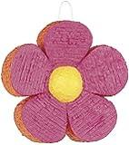 Unique Pink Daisy Flower Pinata