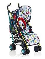 Cosatto Supa Stroller Cuddle Monster 2 - Multicolor from COSATTO