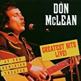 Greatest Hits Live At The Dominion Theatre Don Mclean