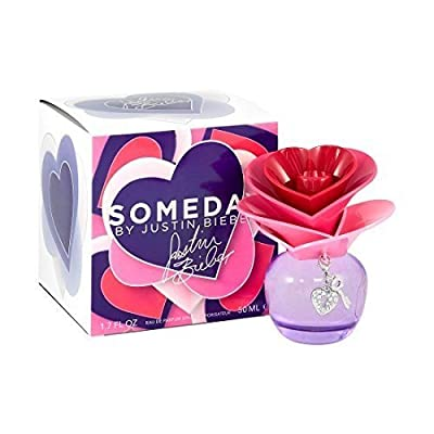 "Brand New Someday By Justin Bieber Eau De Parfum Spray 1.7 Oz ""Product Category: Fragrances For Women/Justin Bieber"""""