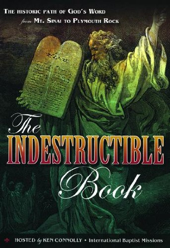 Indestructible Book &#8211; How The Bible Began (Vol 1) Reviews