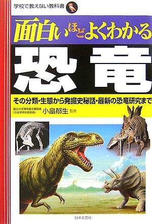面白いほどよくわかる恐竜
