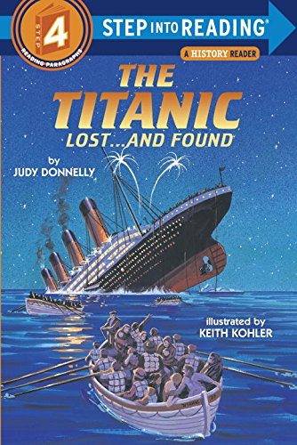 The-Titanic-Lost-and-Found-Step-Into-Reading-Step-4