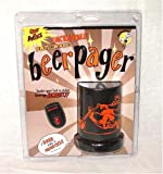 Remote Controlled Beer Pager (Version: Biker)