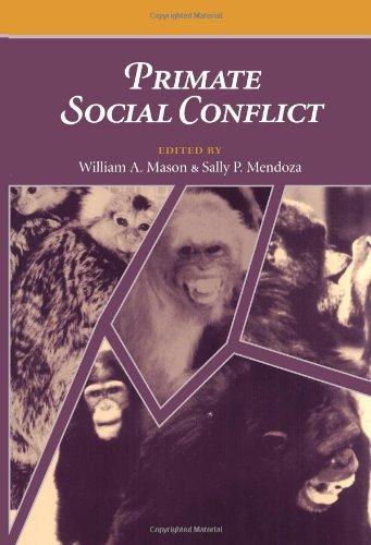 Primate Social Conflict