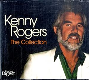 KENNY ROGERS THE COLLECTION READERS DIGEST 4 CD BOX SET