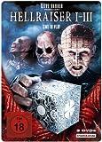 Hellraiser Trilogy (gF) - Steelbook