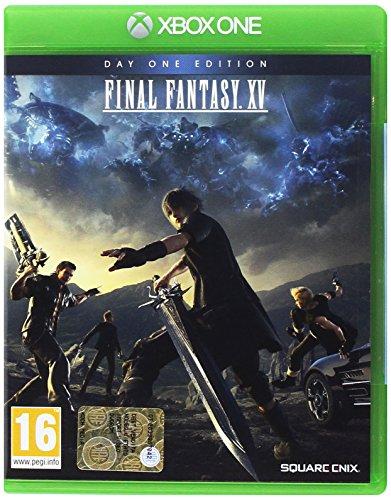 Final fantasy xv day one edition xbox one per xbox one - Xbox one console day one edition ...