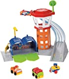Fisher-Price Little People Wheelies Airport Toy (Discontinued by Manufacturer)
