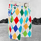 Royal & Awesome Men's Loud Shorts Golf