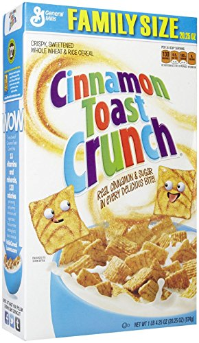 Cinnamon Toast Crunch Cinnamon Toast Crunch, 20.25 Oz