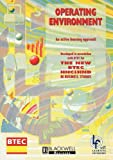 img - for Operating Environment: An Active Learning Approach (Open Learning Foundation) book / textbook / text book