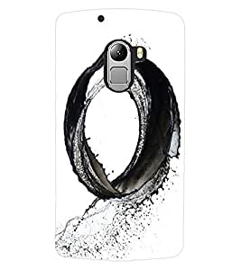 ColourCraft Abstract image Design Back Case Cover for LENOVO VIBE K4 NOTE