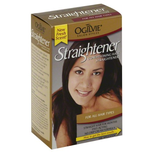Ogilvie Straightener, For All Hair Types 1 ea