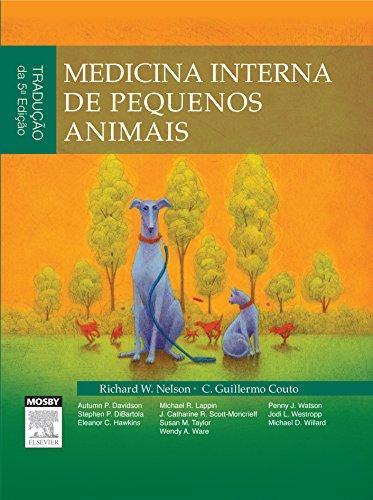Medicina Interna De Pequenos Animais (Em Portuguese do Brasil), by Richard Couto C.^Nelson