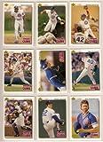 Chicago Cubs 1992 Upper Deck Baseball Team Set (Ryne Sandberg) (Andre Dawson)