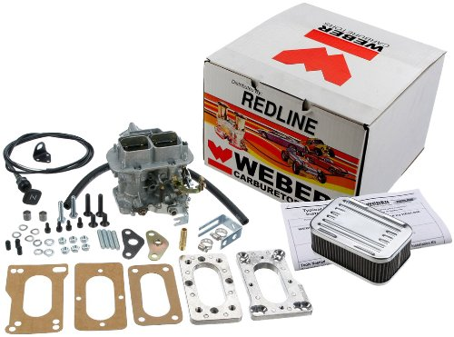 Weber Redline Carburetor Kit 32/36 DGV - Manual Choke (1988 Toyota Pickup Carburetor compare prices)