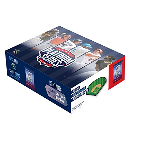Platinum Series 24WB2015 Player Card Box, 24 Pack (Platinum Card compare prices)