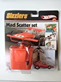 Hot Wheels Sizzlers Mad Scatter Set (Colors may vary)