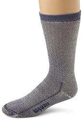 Wigwam Men's Merino Comfort Hiker Socks, Denim, Medium