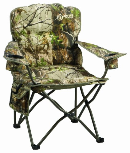 Best Review Of Hunters Specialties Deluxe Pillow Camo Chair