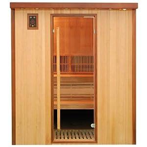 cabine sauna infrarouge koulou 4 places sn koulou 4 jardin. Black Bedroom Furniture Sets. Home Design Ideas