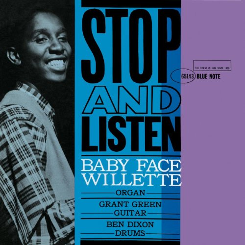Stop & Listen by BaFace Willette