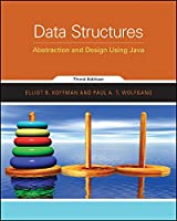 Data Structures: Abstraction and Design Using Java, 3rd Edition Front Cover