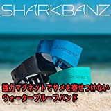 SHARKBANZ シャークバンド シャークバンズ 磁気でサメをよせつけない (ブラック)