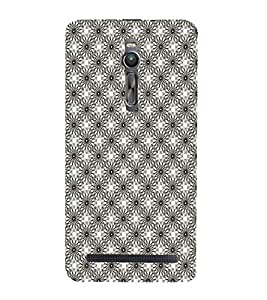 ifasho Designer Phone Back Case Cover Asus Zenfone 2 ZE551ML ( Ice Cream Desert Pattern )