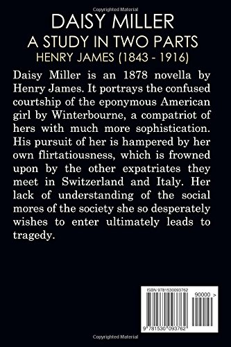 Daisy Miller: (Mockingbird Classics)