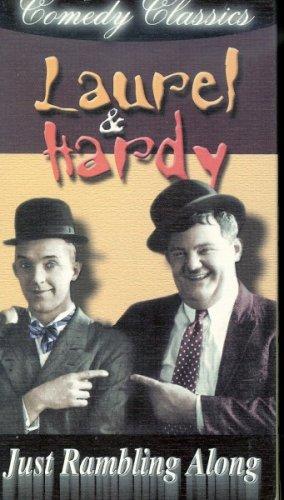 Laurel & Hardy Comedy Classics VHS