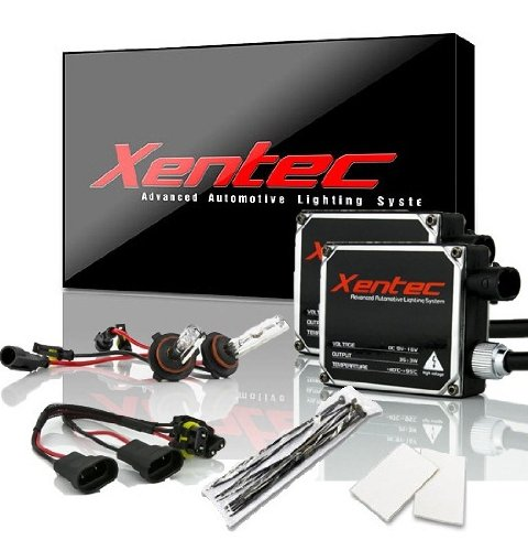 XENTEC 9006 6000K HID Conversion Kit (HB4, Ultra White) (Camaro Hid Conversion Kit compare prices)